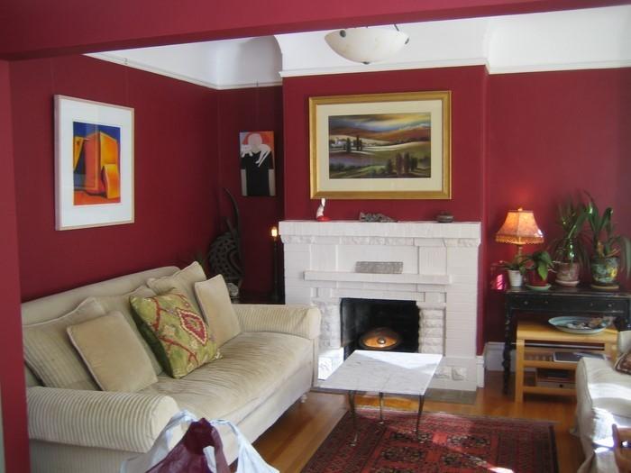 Wohnzimmer-rot-Ein-tolles-Design