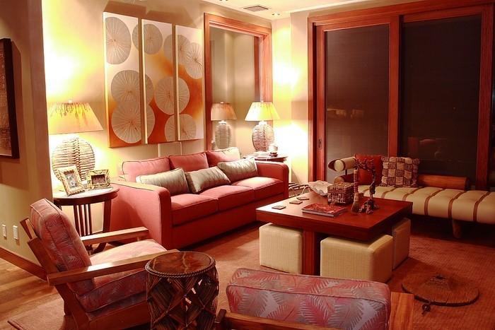 Wohnzimmer-rot-Ein-verblüffendes-Design