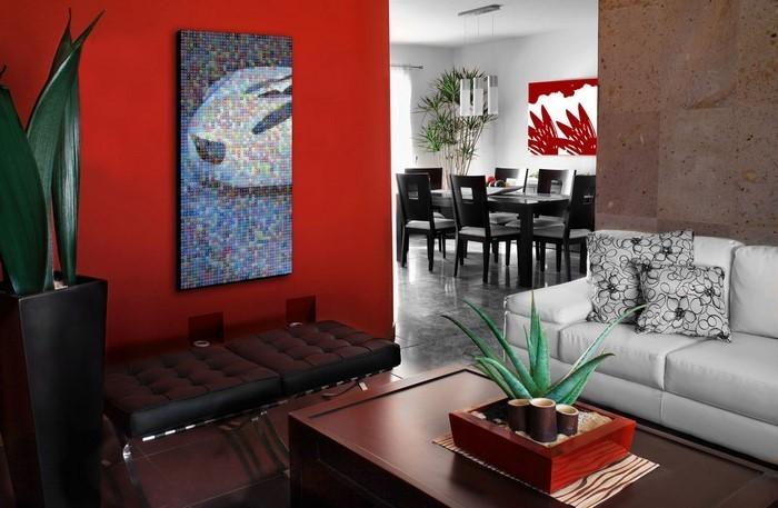 Wohnzimmer-rot-Eine-super-Atmosphäre
