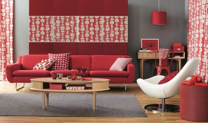 Wohnzimmer-rot-Eine-tolle-Entscheidung
