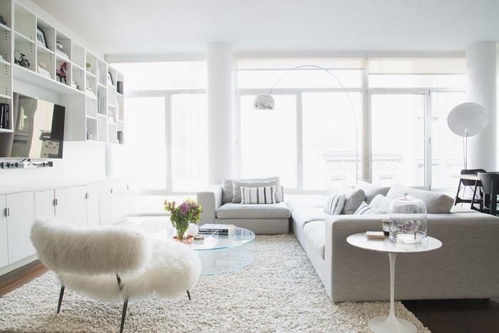 Wohnzimmereinrichtung Weiß sdatec.com