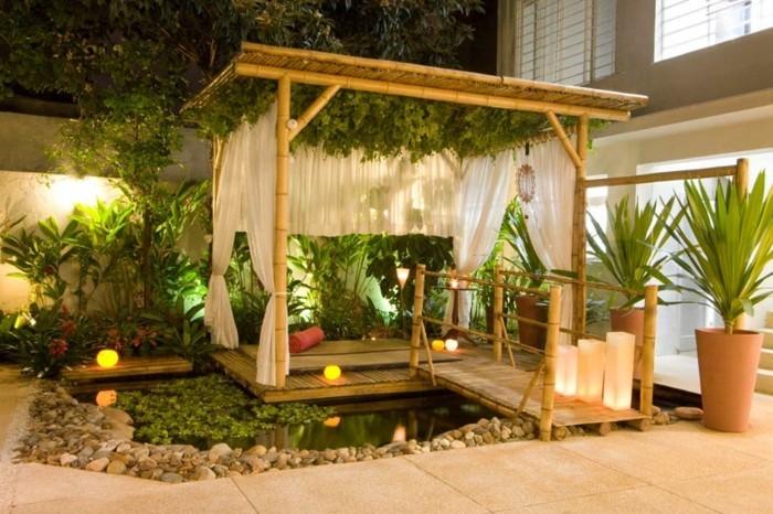 garten pergola eine idylle im freien. Black Bedroom Furniture Sets. Home Design Ideas