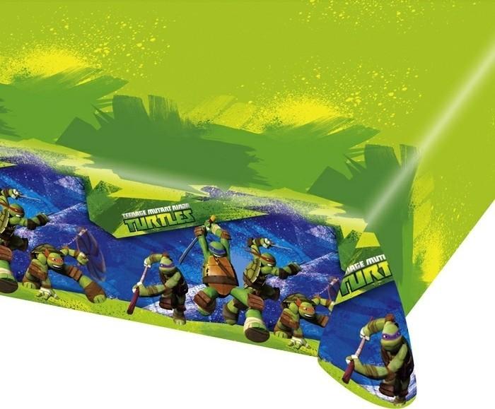 günstige-party-Tischdecke-Ninja-Turtles-von-party-discount