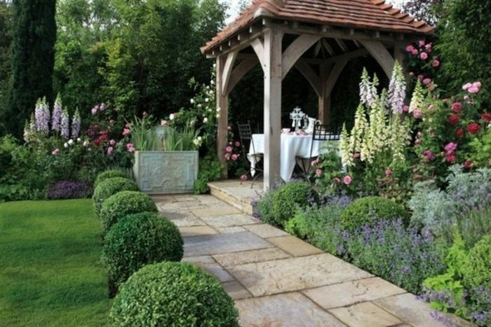 Garten pergola eine idylle im freien for Gartenideen mediterran