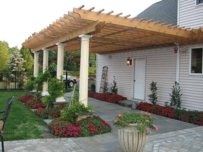 garten-pergola-terrassenüberdachung-