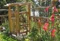 Gartentor selber bauen – 40 super Beispiele!