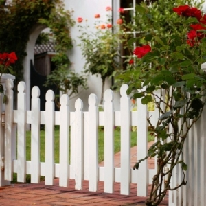 Gartentor selber bauen - 40 super Beispiele!