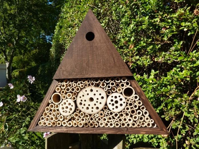 Insektenhotel Selber Bauen Ein Für Den Garten
