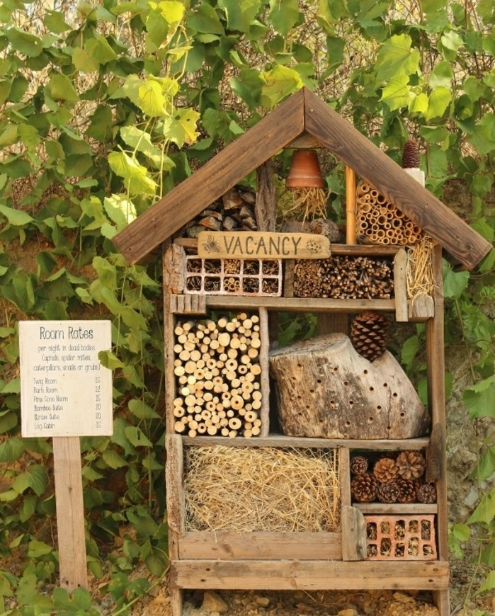 insektenhotel selber bauen 69 ideen und bauanleitungen. Black Bedroom Furniture Sets. Home Design Ideas