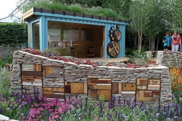 Insektenhotel Selber Bauen 69 Ideen Und Bauanleitungen Archzine Net