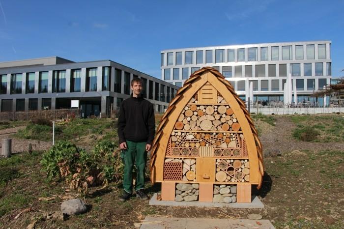 Insektenhotel selber bauen - 69 Ideen und Bauanleitungen!