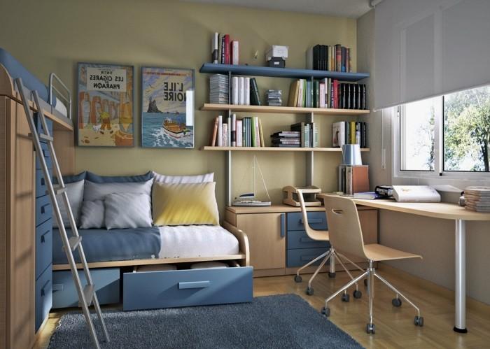 kleine-Räume-einrichten-ein-Jugendzimmer