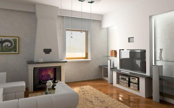 kleines-Zimmer-einrichten-das-Wohnzimmer