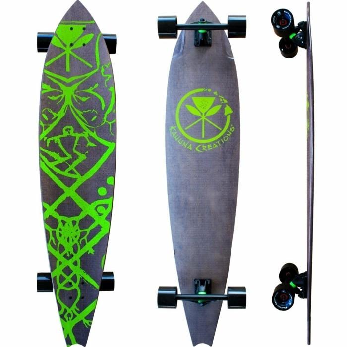 longboard-selber-bauen-grünes-longboard-selber-bauen