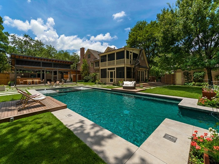 Luxus pool  Luxus Pool Im Garten – Zu Hause Idee