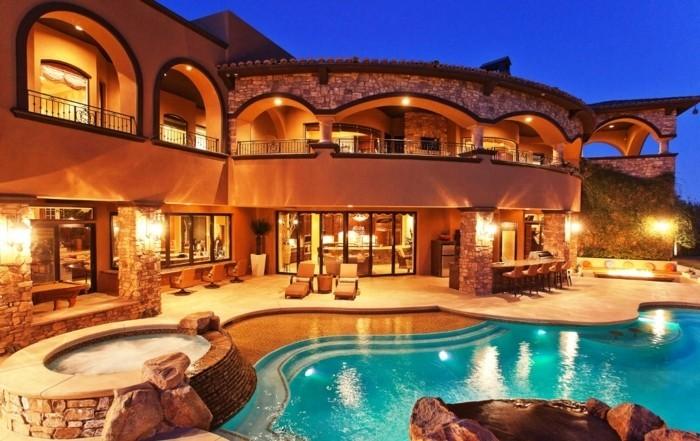 luxus-pool-ganz-tolle-idee-für-ein-luxus-ferienhaus-mit-pool