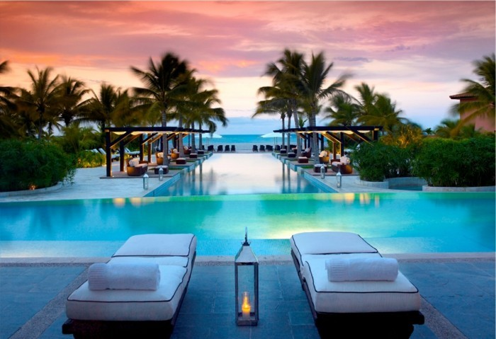 160 tolle bilder von luxus pool im garten - archzine.net - Luxus