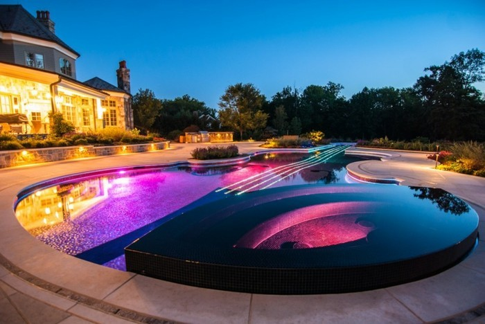160 Tolle Bilder Von Luxus Pool Im Garten Archzinenet