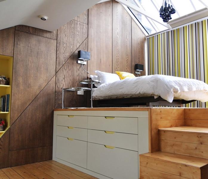 möbel für kleine räume kleine räume geschickt einrichten wohnungsideen hochbett mit schubladen
