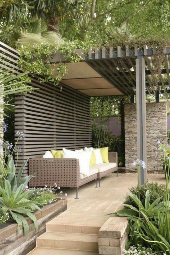 Moderne pergola ber 70 modelle zum erstaunen for Garden pagodas designs
