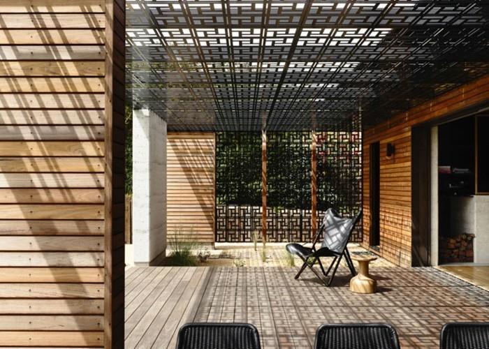 nach feierabend entspannen die optimale beschattung. Black Bedroom Furniture Sets. Home Design Ideas
