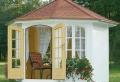 Gartenpavillon aus Holz für jeden Garten