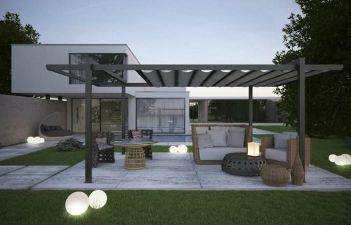 Design#5001309: Pergola Im Garten Ruckzugsort Bluhend – Pergola im ...