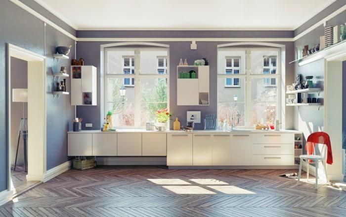 schöne-farben-für-die-küche-weiße-möbel