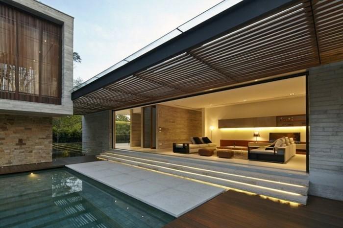 Modernes Design moderne pergola über 70 modelle zum erstaunen archzine