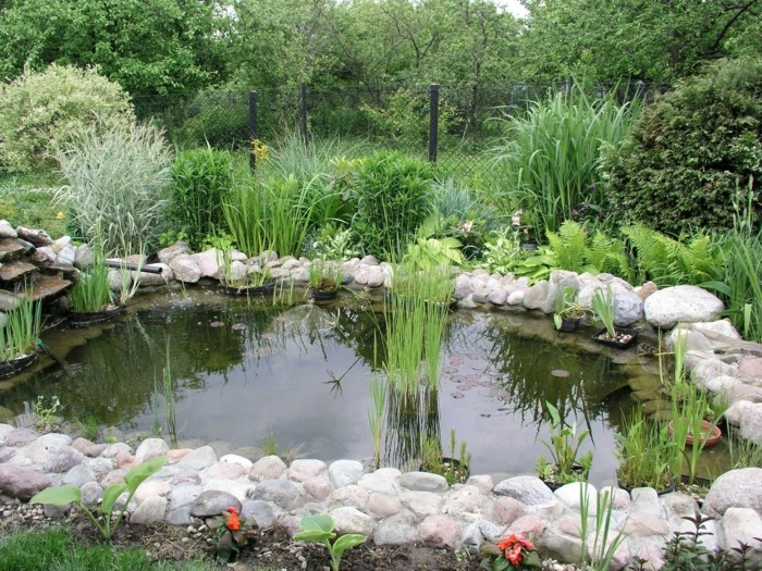 Gartenanlagen Mit Teich Teichbau Und Gartenbau Kirchner Garten Und ...