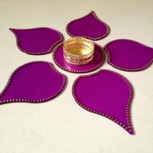 Mehr als 40 Ideen zum Thema Tischdeko lila!