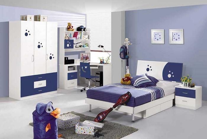 Kinderzimmer Farben in Blau:Eine super Entscheidung