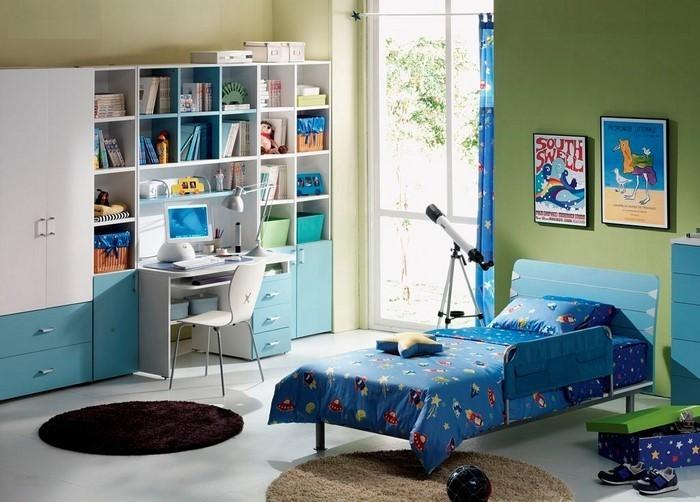 farben-fuers-kinderzimmer-blau-eine-auffaellige-%d0%b5inrichtung