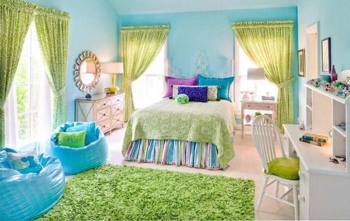 farben-fuers-kinderzimmer-blau-eine-auffaellige-dekoration