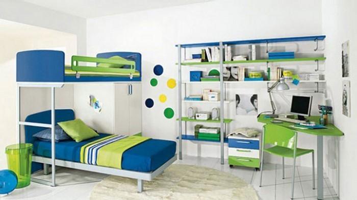 farben-fuers-kinderzimmer-blau-eine-auffaellige-gestaltung
