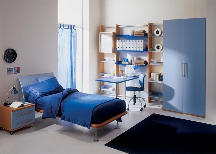 Wohnideen In Blau frische farben fürs kinderzimmer 70 wohnideen in blau