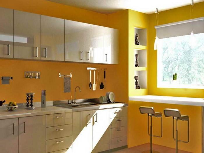 farben-fuer-die-kueche-gelb-eine-auffaellige-entscheidung