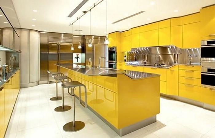 farben-fuer-die-kueche-gelb-eine-aussergewoehnliche-gestaltung