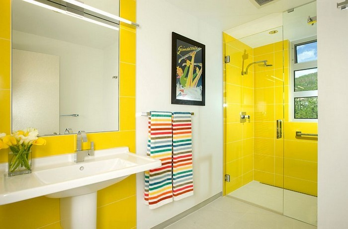 Warme Farben Fur Die Kuche : Frische Farben für die Küche 58 Wohnideen in Gelb!