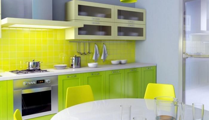 farben-fuer-die-kueche-gelb-eine-kreative-ausstattung