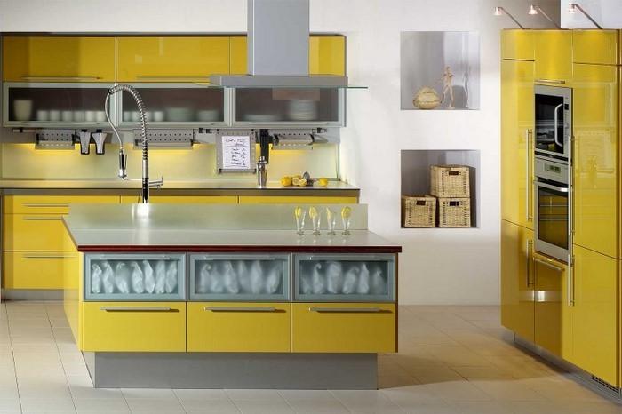 farben-fuer-die-kueche-gelb-eine-kreative-entscheidung