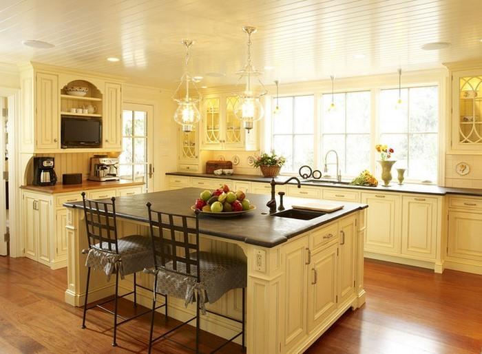 Frische Farben für die Küche: 58 Wohnideen in Gelb!