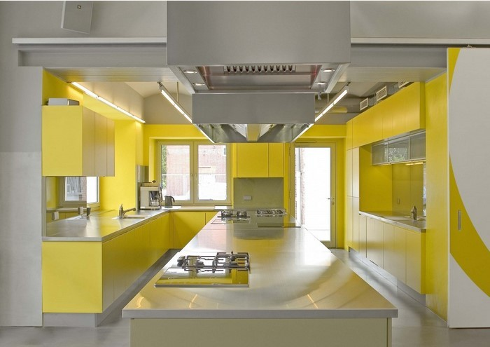 farben-fuer-die-kueche-gelb-eine-super-einrichtung
