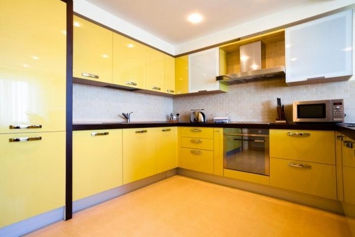 farben-fuer-die-kueche-gelb-eine-tolle-entscheidung
