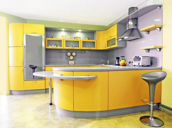 farben-fuer-die-kueche-gelb-eine-verblueffende-gestaltung