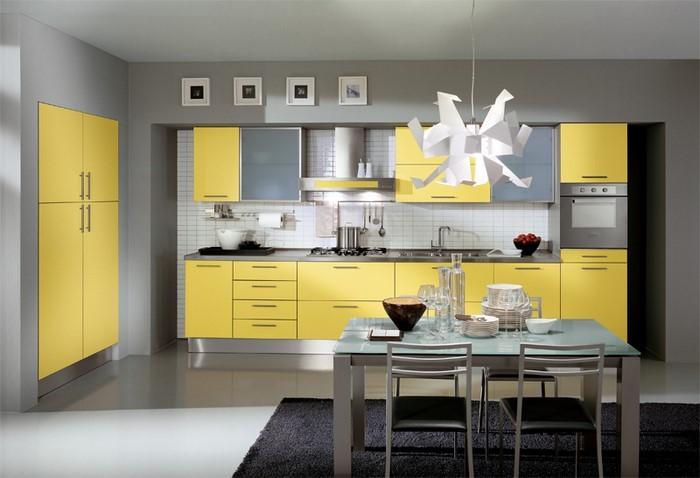 farben-fuer-die-kueche-gelb-eine-wunderschoene-einrichtung