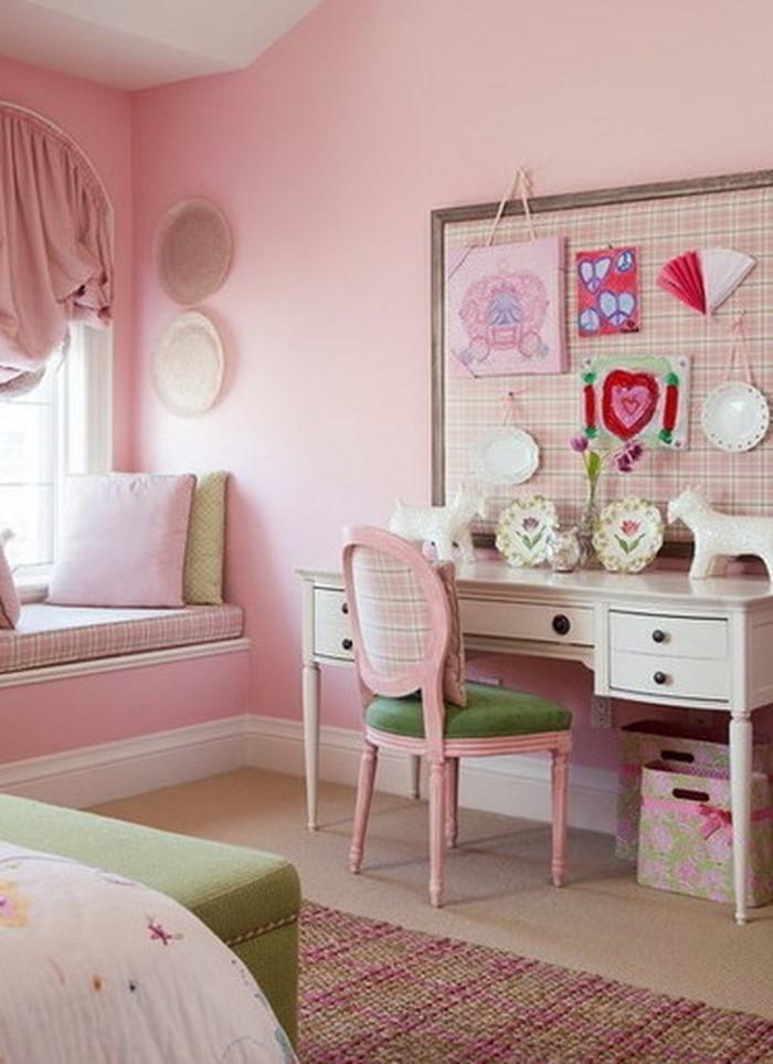 kinderzimmer rot rosa ideen f r die innenarchitektur. Black Bedroom Furniture Sets. Home Design Ideas