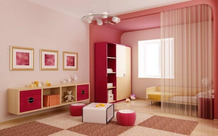 farben-fuers-kinderzimmer-rot-eine-super-dekoration