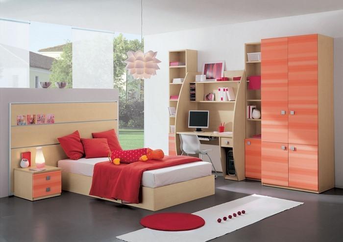 farben-fuers-kinderzimmer-rot-eine-tolle-dekoration