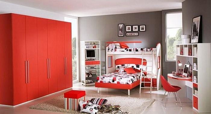 farben-fuers-kinderzimmer-rot-eine-wunderschoene-ausstattung